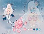 .[Closed] Auction Mermaid Flower Series-Rose
