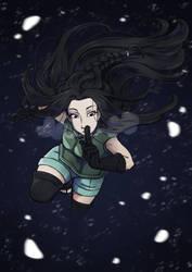 Sashika The Ice Ninja