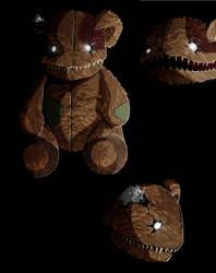 Teddy by InkVeil-Matter