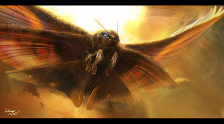 Mothra, Protector of Earth