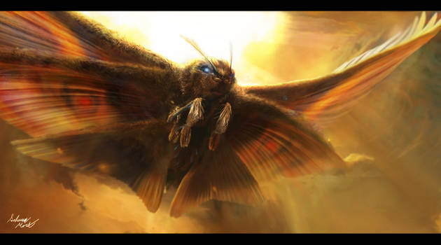 Mothra, Protector of Earth