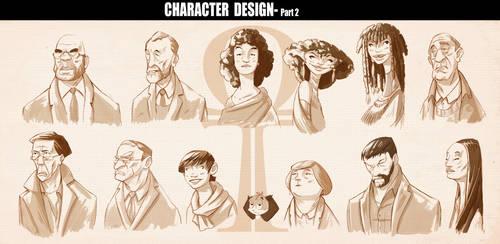 THERIS- Character Design Sheet Part 2 by InkVeil-Matter