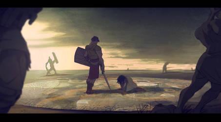 THERIS-  My Dearest Foe by InkVeil-Matter