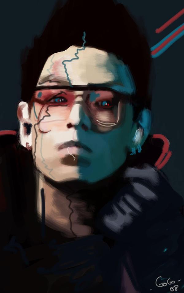 cyberpunk by GogOsWorld