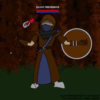 Albion Online Character Art - SilentProtagonis