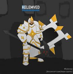Albion Online Character Art - Kelemved