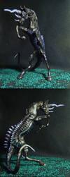 Dark Armored Tricorn by LioXan