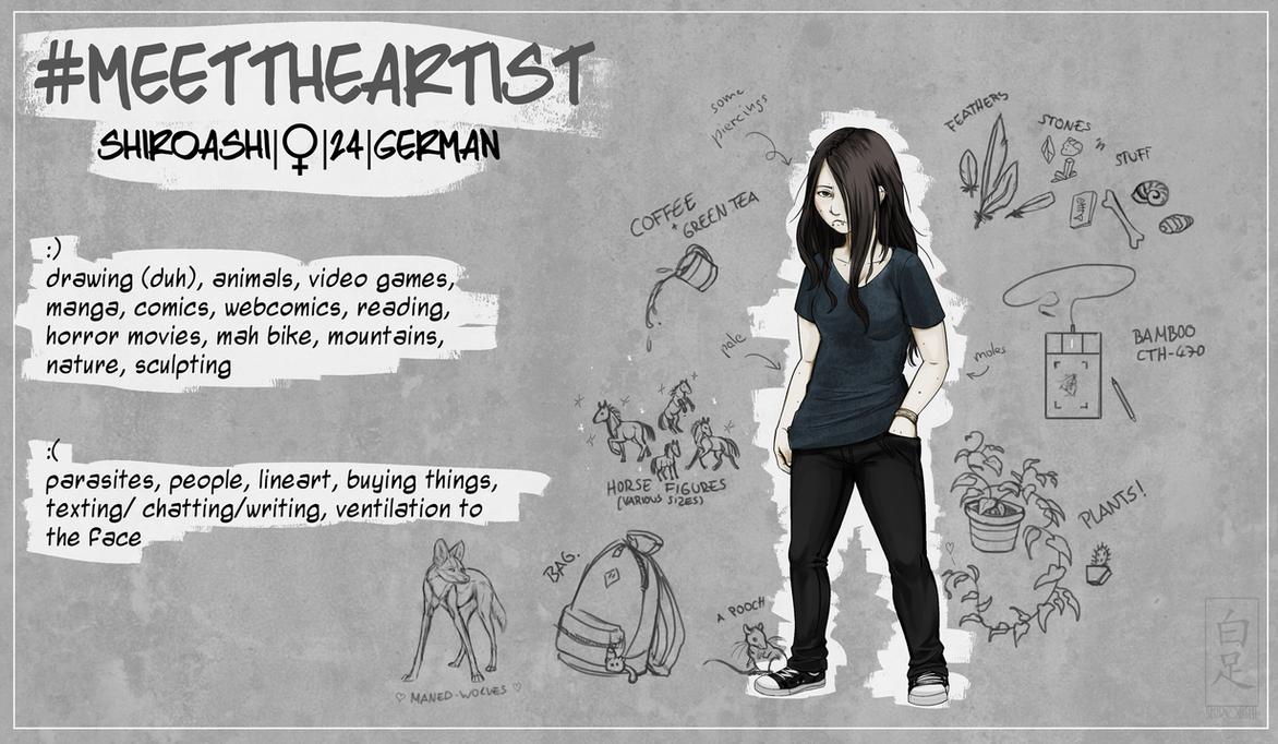 #meettheartist by LioXan
