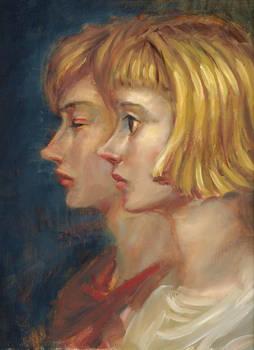 Berserk: Farnese and Serpico