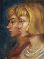 Farnese and Serpico 2 by vee209