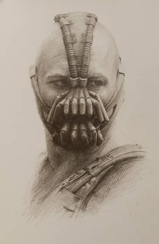 Bane: A Pencil Study