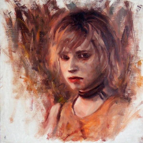 Heather Mason: Study No.2 by vee209