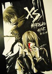 KHReborn :: XS by zefiar