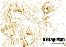 D.Gray-Man :: 140808 by zefiar