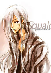 KHReborn :: Squalo2 by zefiar