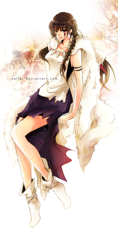 Sketch Commission - Beloved Princess by zefiar