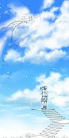 One piece - Open sky by zefiar