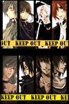 D.Gray-MAN :: Keep out