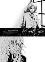 D.Gray-Man :: Sample_be with u by zefiar
