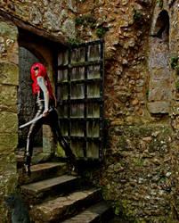 Somedays I Wanna Be Lara Croft by RavenMaddArtwork