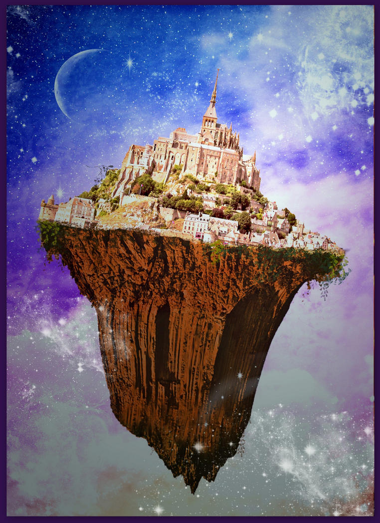Castles In The Air by RavenMaddArtwork