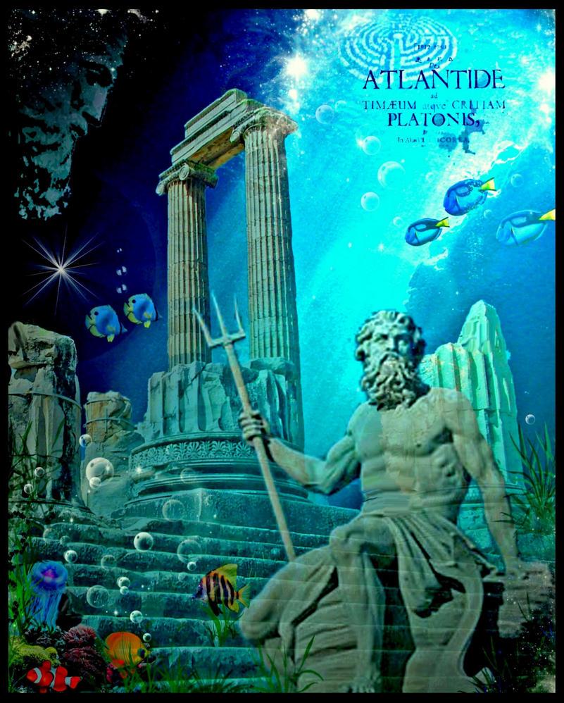 atlantis wallpaper