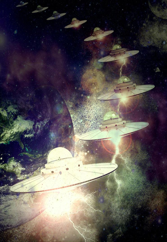Invasion Imminent by RavenMaddArtwork