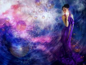 Tyrian Priestess of Magic