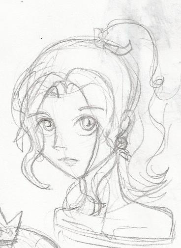 Terra Sketch by PichLechuga
