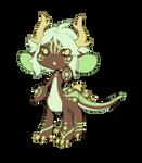 [Limus] Mint Deer
