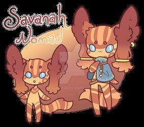 [Nyakits] Savanah Nomad (closed)