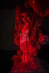 PENNYWISE FEMALE VERSION by xxDeiChAnXDD