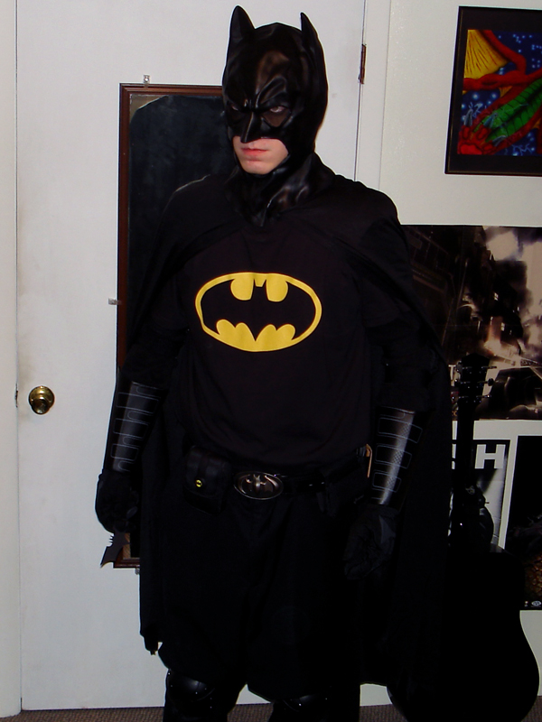 Batman Cosplay by BATDANs