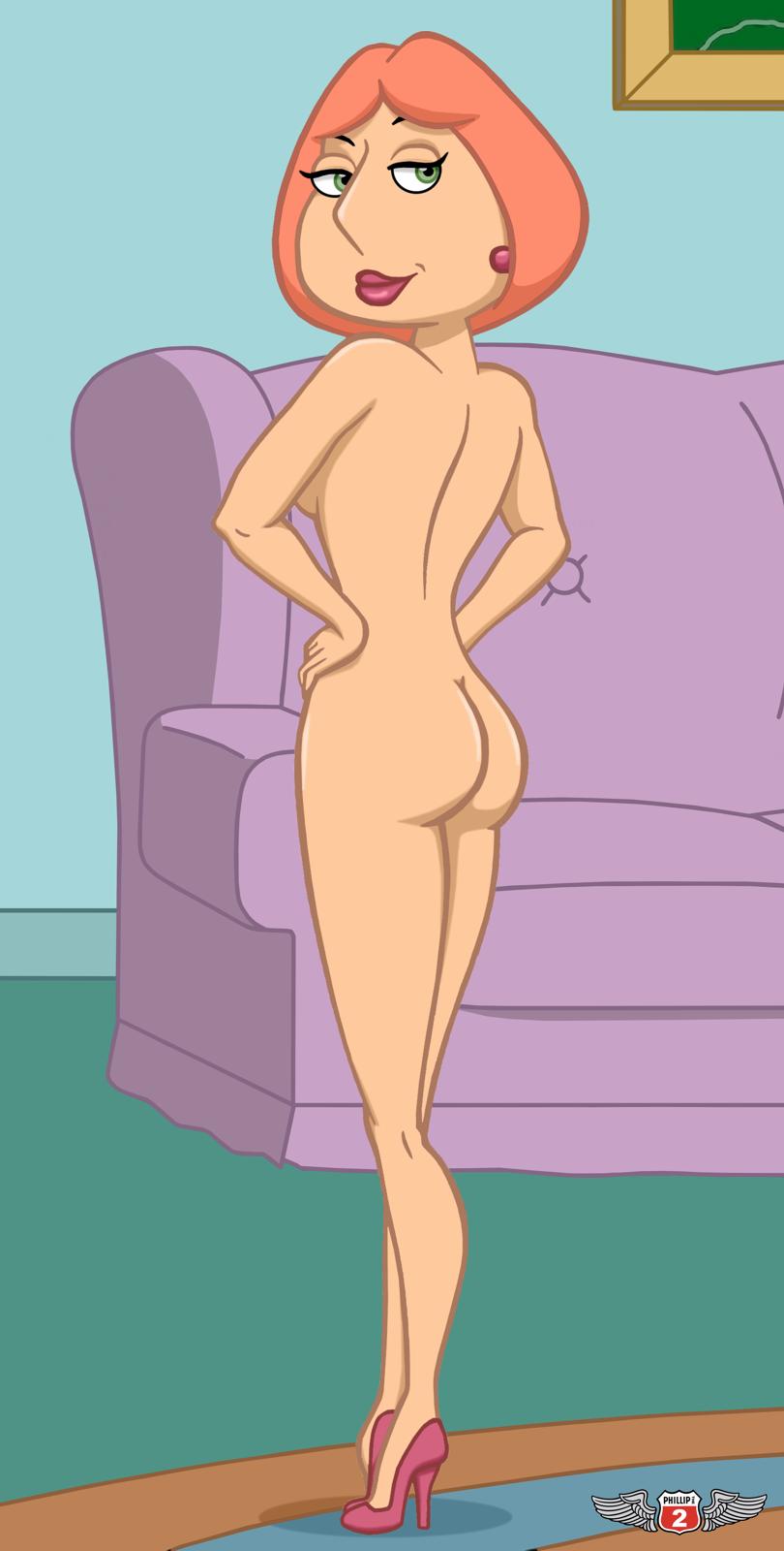 busty lois meg nude