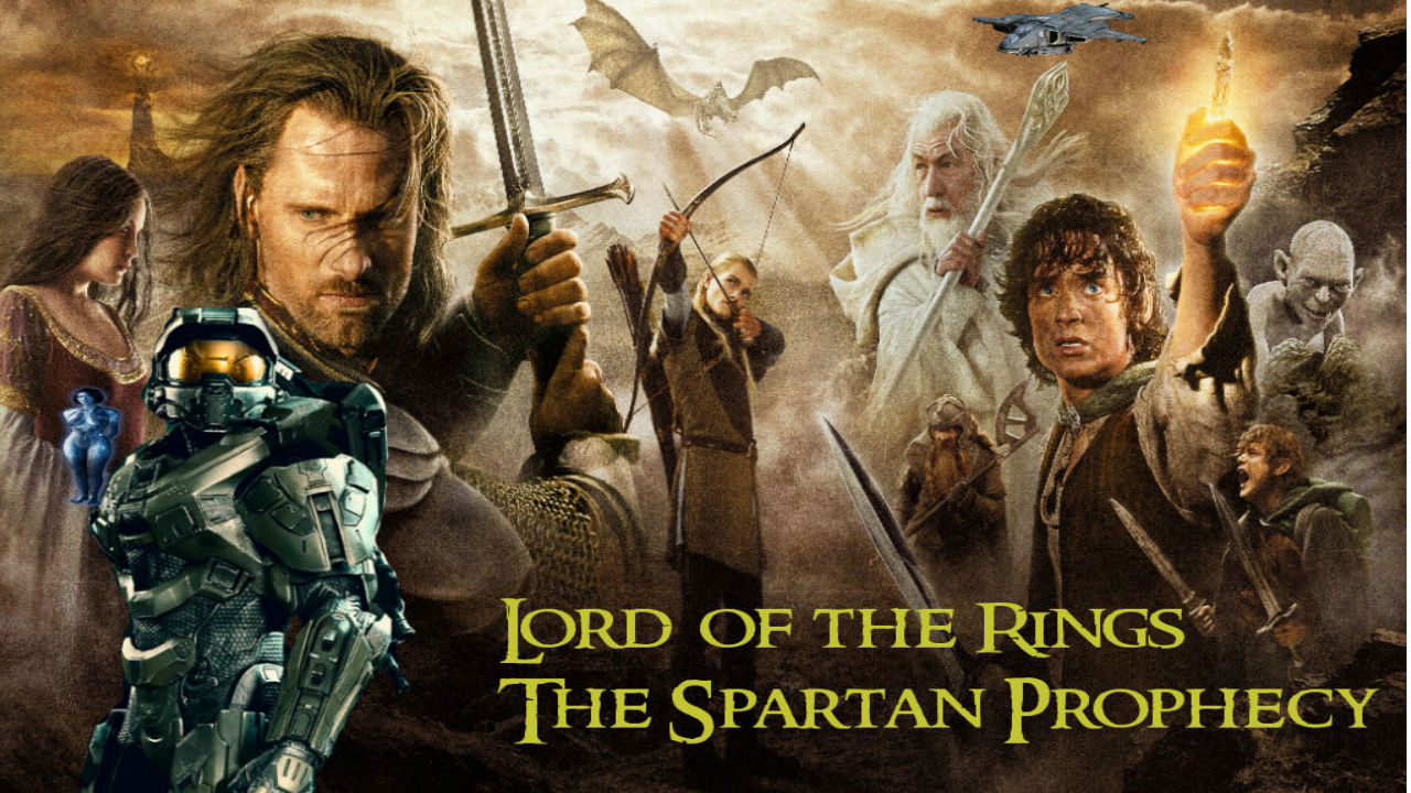 Lord Of The Rings The Spartan Prophecy