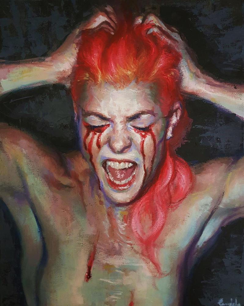 Frustration by Giulia-Candela