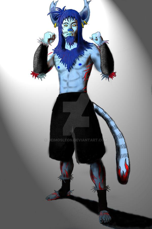 My character Deimos