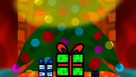 Merry Christmas by QueenWoomyRose48688