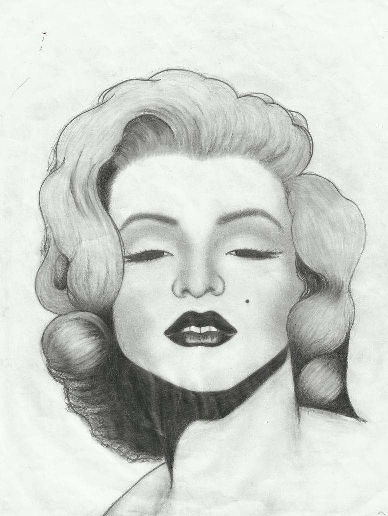 marilyn monroe by maurozed