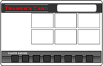 Pokemon Trainer Card Template