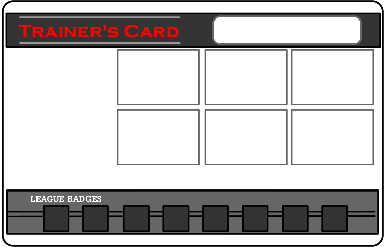 Pokemon Trainer Card Template By BlackRayquaza On DeviantArt - Pokemon trainer card template