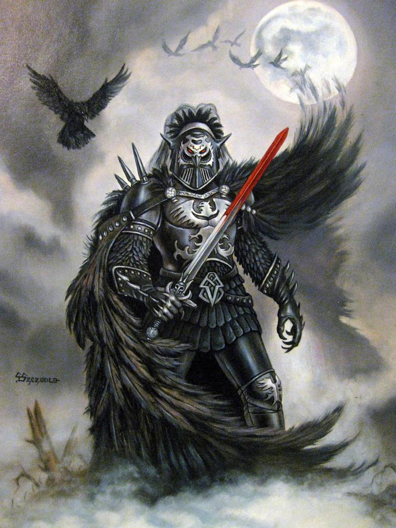 The Raven. by tonyszczudlo