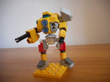 Micro-scale Lego CN9-A Centurion