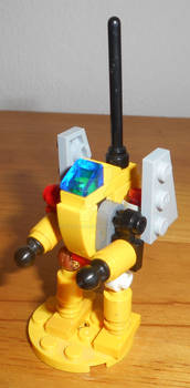 Micro-scale Lego OTT-7J Ostscout