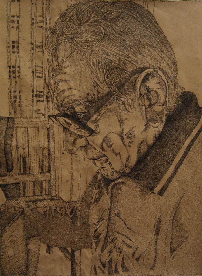 Grandfather by TessaAnka