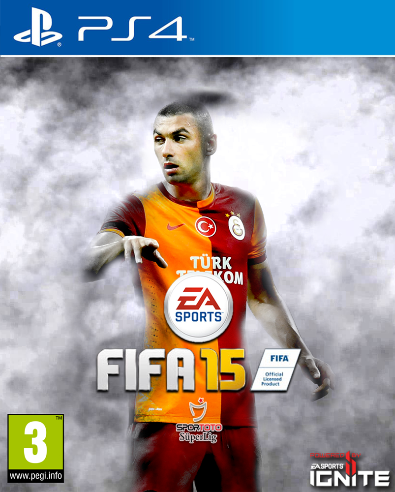 Patch fifa 15 ps4 cover