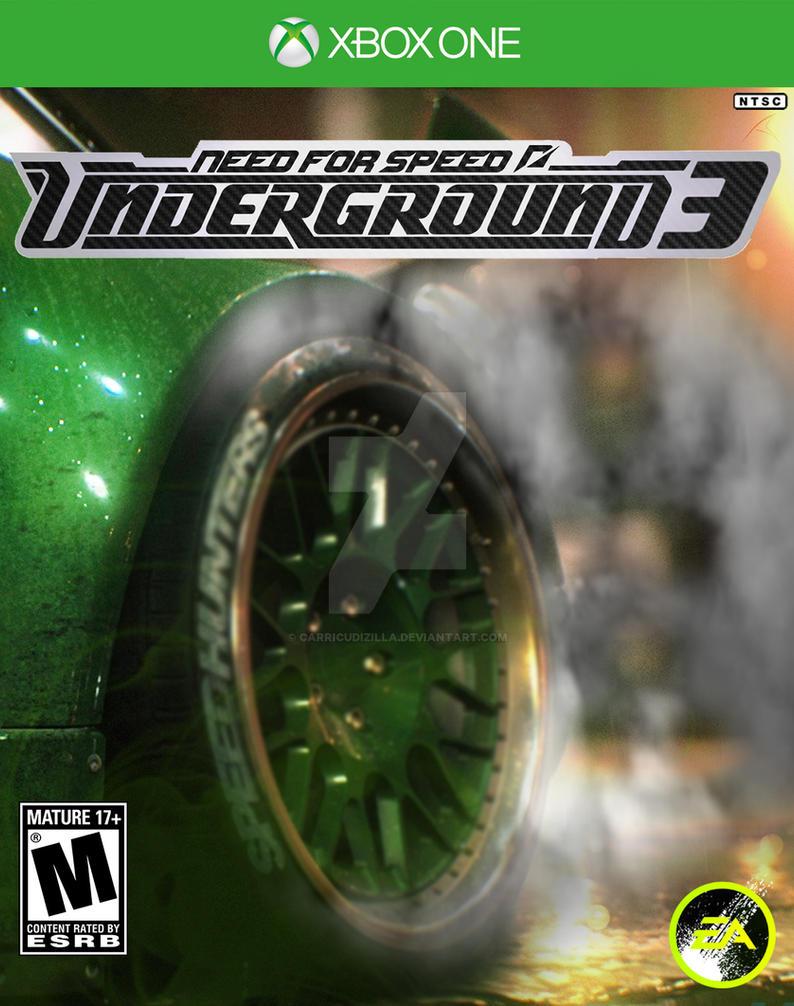 Nfs Underground 3 Скачать Игру Через Торрент - фото 9