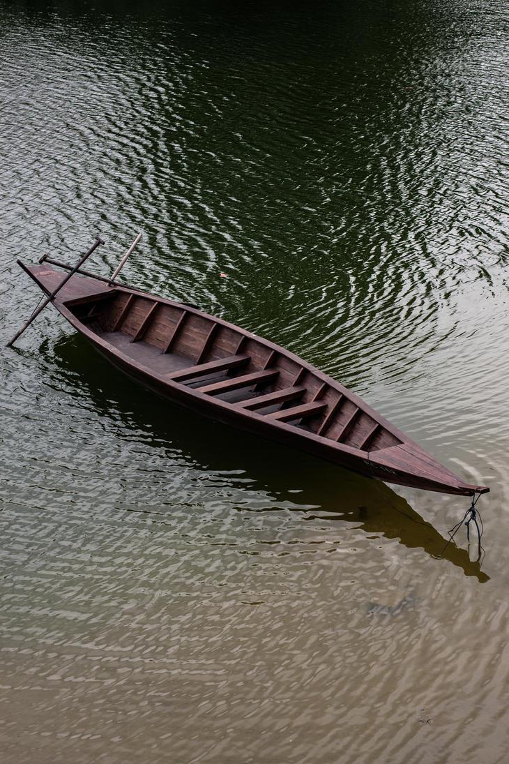 The Boat by Aqutiv