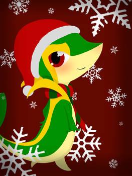 Christmas Snivy