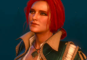Triss Merigold by Alucard-748